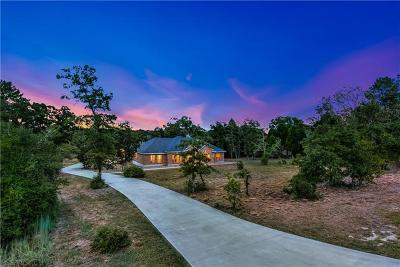 Bastrop County Single Family Home For Sale: 548 Arbors Cir