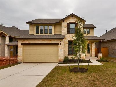 Austin Single Family Home Pending - Taking Backups: 9816 Ivalenes Hope Dr