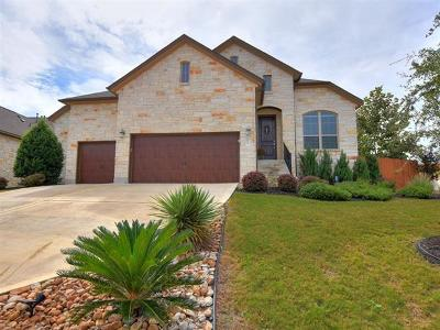 Austin Single Family Home For Sale: 6313 Hewetson Dr