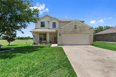 Hutto Single Family Home For Sale: 4018 Kerley Ct