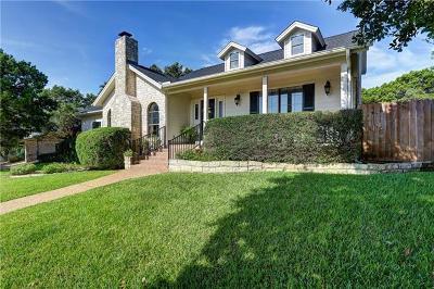 Austin Single Family Home Pending - Taking Backups: 5677 Rain Creek Pkwy