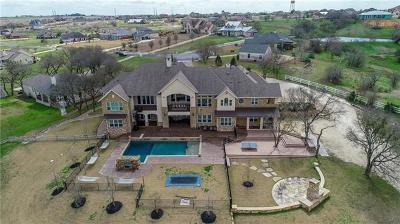 Hutto Single Family Home For Sale: 420 Apache Pass