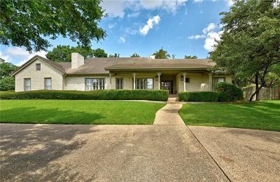 Single Family Home For Sale: 3300 Desert Willow Cv