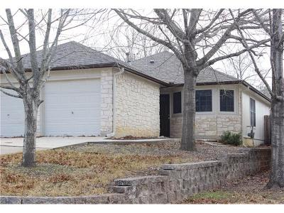 Austin Single Family Home For Sale: 9006 Wellesley Dr