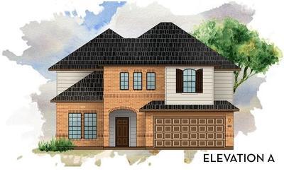 Buda Single Family Home For Sale: 870 Leadtree Loop