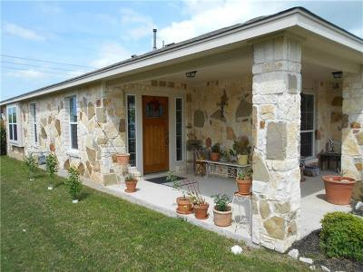 Bastrop Single Family Home For Sale: 309 Pack Horse Dr