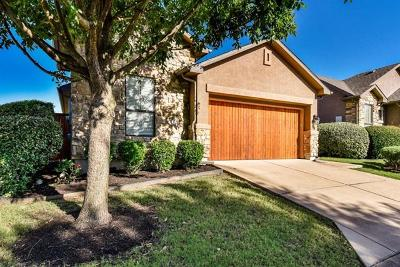 Round Rock Condo/Townhouse For Sale: 4332 Teravista Club Dr #78