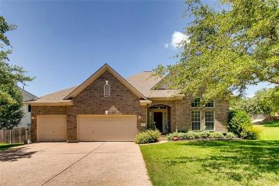 Steiner Ranch Single Family Home For Sale: 12924 Brigham Dr SE