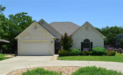 Spicewood Single Family Home For Sale: 22225 Oban Dr