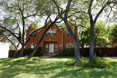 Cedar Park Single Family Home For Sale: 1103 Water Hole Trl