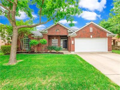 Round Rock Single Family Home For Sale: 4307 Rock Hill Rd