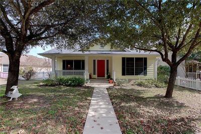 Kyle Single Family Home Pending - Taking Backups: 178 Sampson