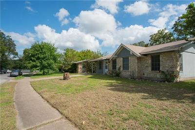 Single Family Home For Sale: 8801 Parkfield Dr