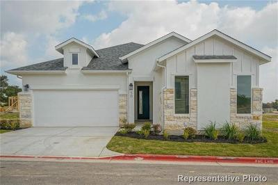 Cedar Park Single Family Home For Sale: 13701 Ronald Reagan Blvd #32