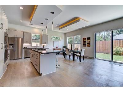 Austin Single Family Home Pending - Taking Backups: 7801 Mullen Dr