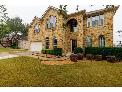 Spicewood Single Family Home Pending - Taking Backups: 5316 Cypress Ranch Blvd