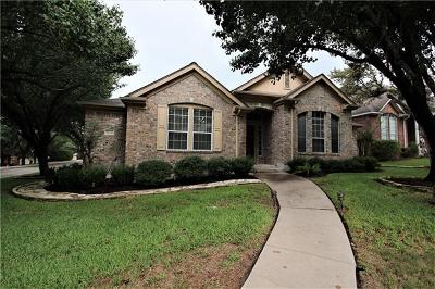 Austin Single Family Home For Sale: 11330 Pompey Ct