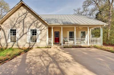Bastrop County Single Family Home For Sale: 162 Morning Dove Ln