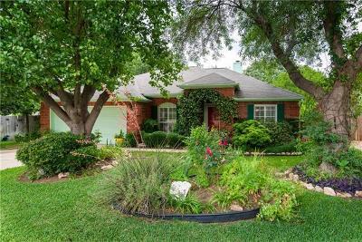 Cedar Park Single Family Home Pending - Taking Backups: 2509 Goldfinch Dr