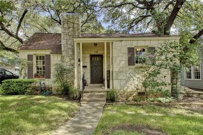 Single Family Home Pending - Taking Backups: 2103 Robinhood Trl