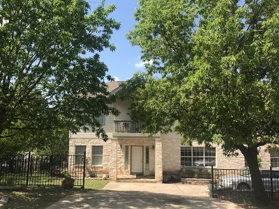 Austin Single Family Home For Sale: 2400 Jacks Pass