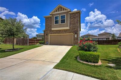 Hays County, Travis County, Williamson County Single Family Home For Sale: 1404 Middlefield Ct