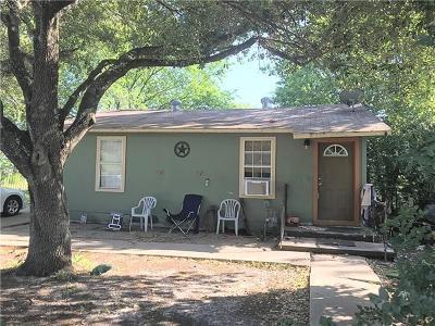 Single Family Home For Sale: 6817 Montana St