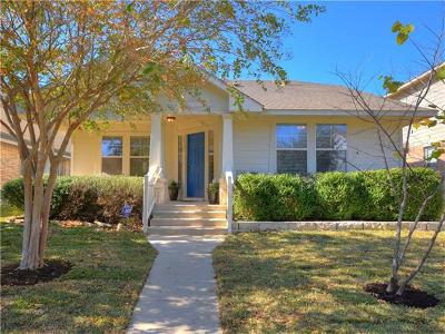 Cedar Park Single Family Home For Sale: 1515 Big Bend