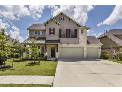 Pflugerville Single Family Home Pending - Taking Backups: 3005 Falling Rain Cir