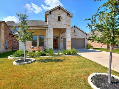 Leander Single Family Home For Sale: 413 Longhorn Cavern Rd