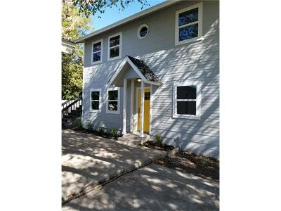 Austin Multi Family Home For Sale: 502 Capitol Dr