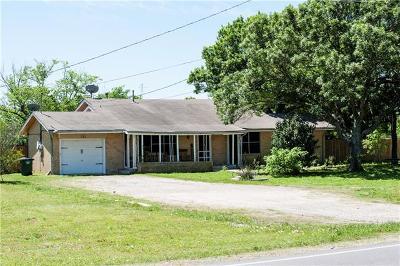 Lockhart Single Family Home For Sale: 500 Blackjack St