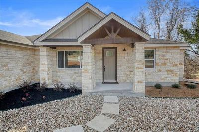 Lago Vista, Jonestown Single Family Home For Sale: 20207 Byrd Ln