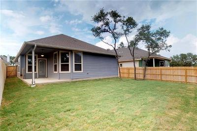 Leander Single Family Home For Sale: 624 Smilser Ln