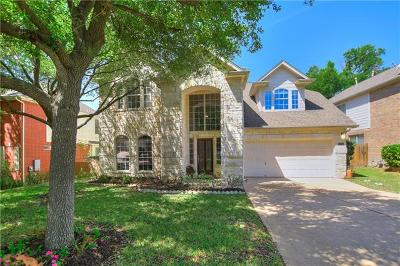 Austin Single Family Home For Sale: 1837 Chasewood Dr