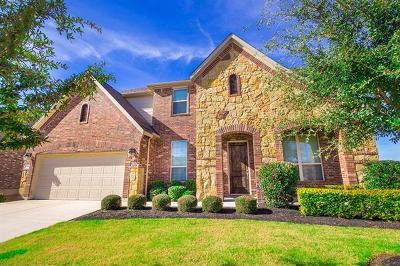 Round Rock Single Family Home Pending - Taking Backups: 1008 Rowland Cv