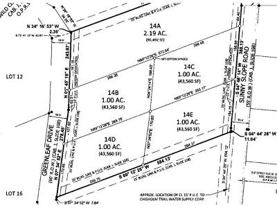 Residential Lots & Land For Sale: 525 Sunny Slope Rd
