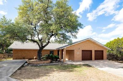 Single Family Home For Sale: 3704 Austin Cv