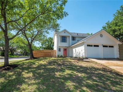 Austin Single Family Home For Sale: 2301 Claudia June Ave