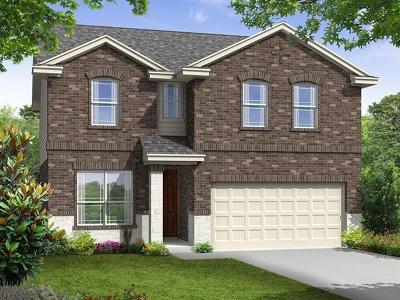 Manor Single Family Home For Sale: 11701 Pecangate Way