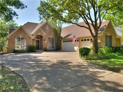 Travis County, Williamson County Single Family Home For Sale: 8020 Jester Blvd
