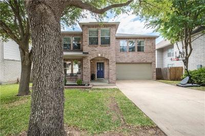 Cedar Park TX Single Family Home For Sale: $279,999
