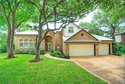 Hays County, Travis County, Williamson County Single Family Home Pending - Taking Backups: 9286 Scenic Bluff Dr