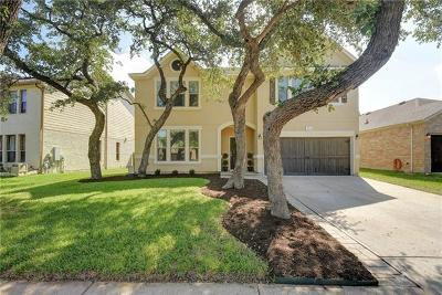 Cedar Park Single Family Home For Sale: 508 Tyree Rd