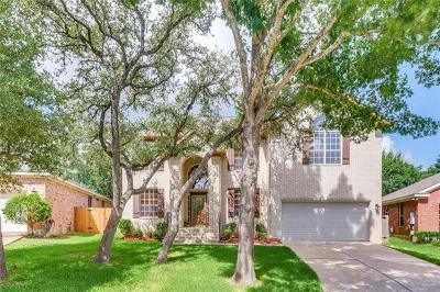 Travis County Single Family Home Pending - Taking Backups: 5717 Galsworthy Ct