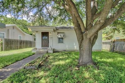 Austin Single Family Home Pending - Taking Backups: 304 Denson Dr