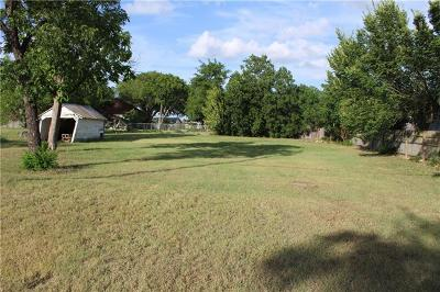 Hutto Residential Lots & Land For Sale: Church St