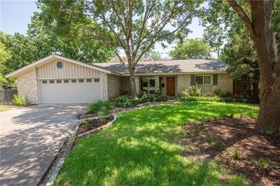Travis County Single Family Home For Sale: 8705 Stillwood Ln