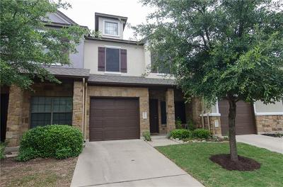 Cedar Park Condo/Townhouse For Sale: 1900 Little Elm Trl #112