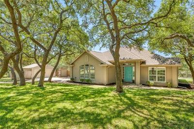 Dripping Springs Single Family Home Pending - Taking Backups: 10712 W Cave Loop
